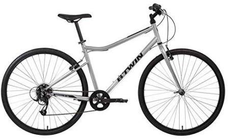 Btwin Riverside 120 the Best Hybrid Cycle in India