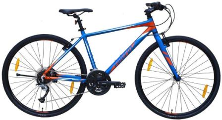 Firefox Bikes Volante 27.5T 27 Speed the Best Hybrid Bicycle in India
