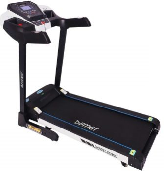 Fitkit FT200 Series Motorized Treadmill with Auto Lubrication and Auto Inclination