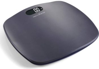 Best Weighing Machine in India, HealthSense Ultra-Lite PS 126 Digital Personal Body Weight Scale with STEP-On Technology