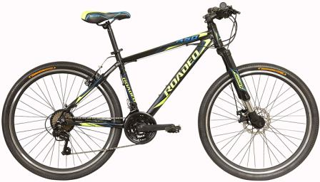 Hercules Roadeo A50 26T 21 Gear Aluminum-Alloy Hybrid Cycle, Best Hybrid Cycle in India 2021