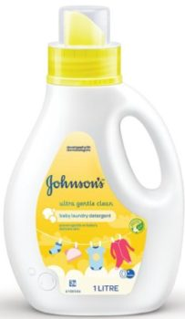 Johnson's Baby Laundry Detergent Ultra Gentle the Best Liquid Detergent for Baby Laundry