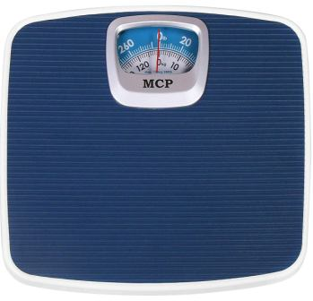 MCP Deluxe Personal Weighing Scale upto 130 kgs capacity (Mechanical Weighing Machine