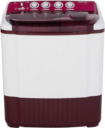 AmazonBasics 7.5 kg Semi-Automatic Top Load Washing machine in India 2021
