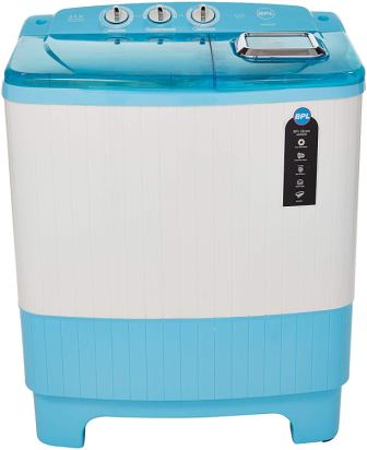 BPL W65S22A 6.5 Kg Semi-Automatic Washing Machine