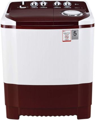 LG Roller Jet 7.0 kg Semi-Automatic Top Loading Washing Machine