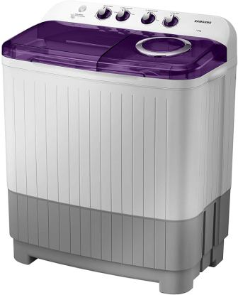 Samsung WT72M3200HL 7.2 kg Semi-Automatic Top Loading Washing Machine is the best semi automatic washer in india 2021