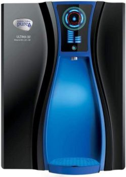 HUL Pureit Ultima Nxt Mineral RO + UV + MF 7 Stage Table top Wall 10 litres Water Purifier