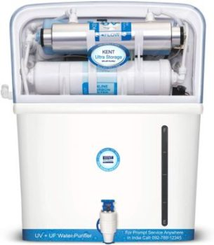 kent ultra storage 7 l uv and uf water purifier