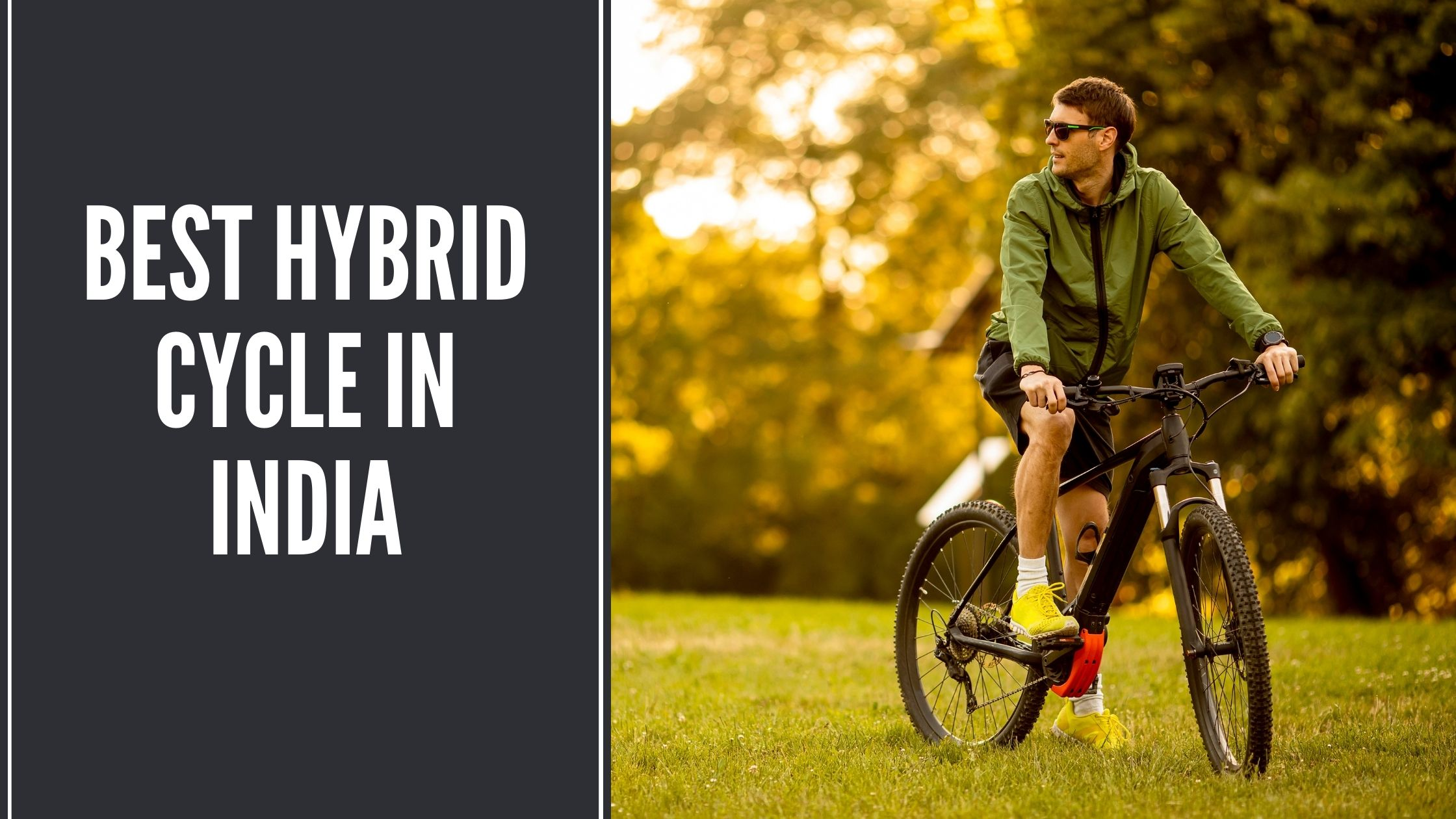 Best Hybrid Cycle in India