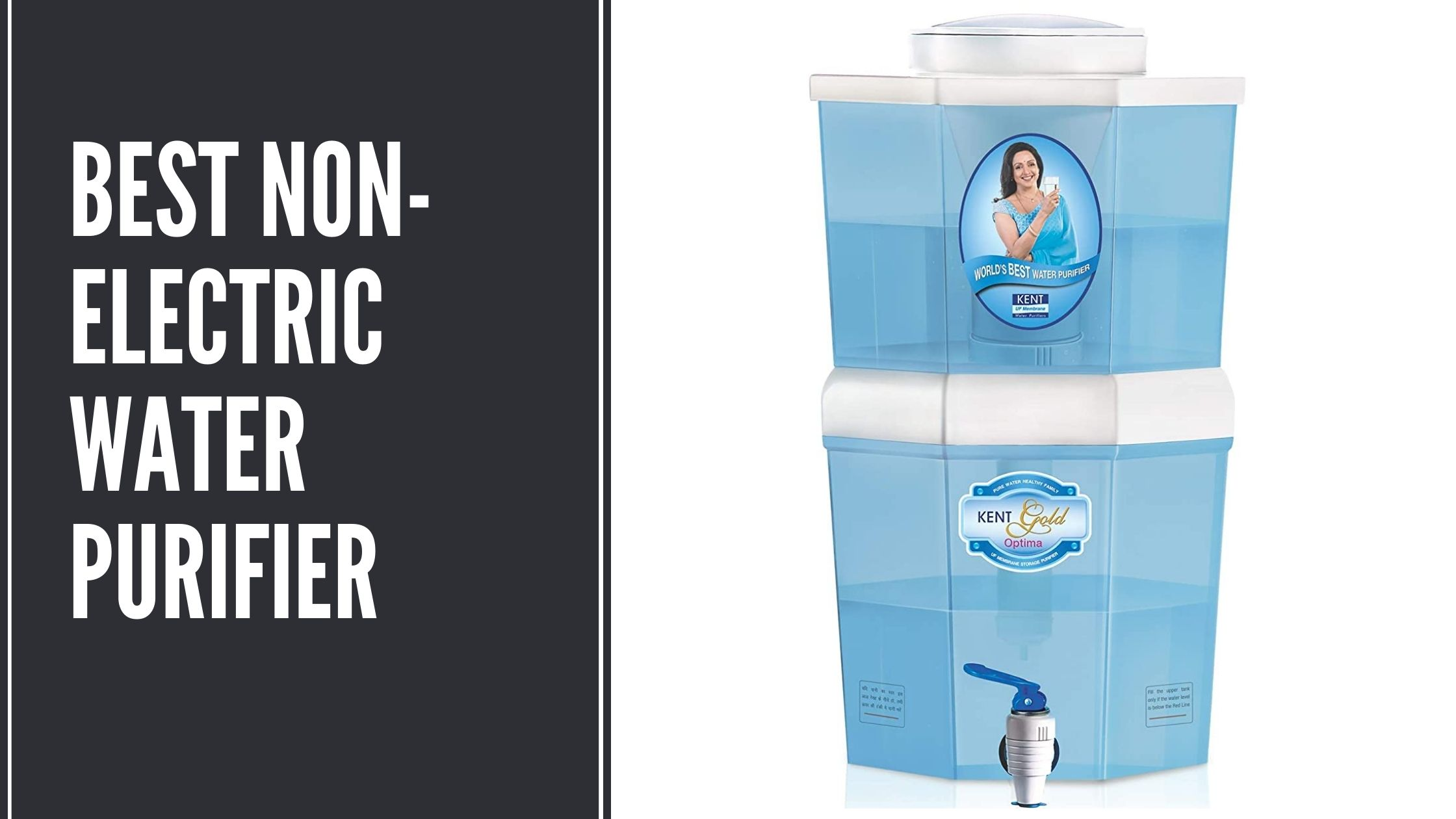 Best Non-Electric Water Purifier