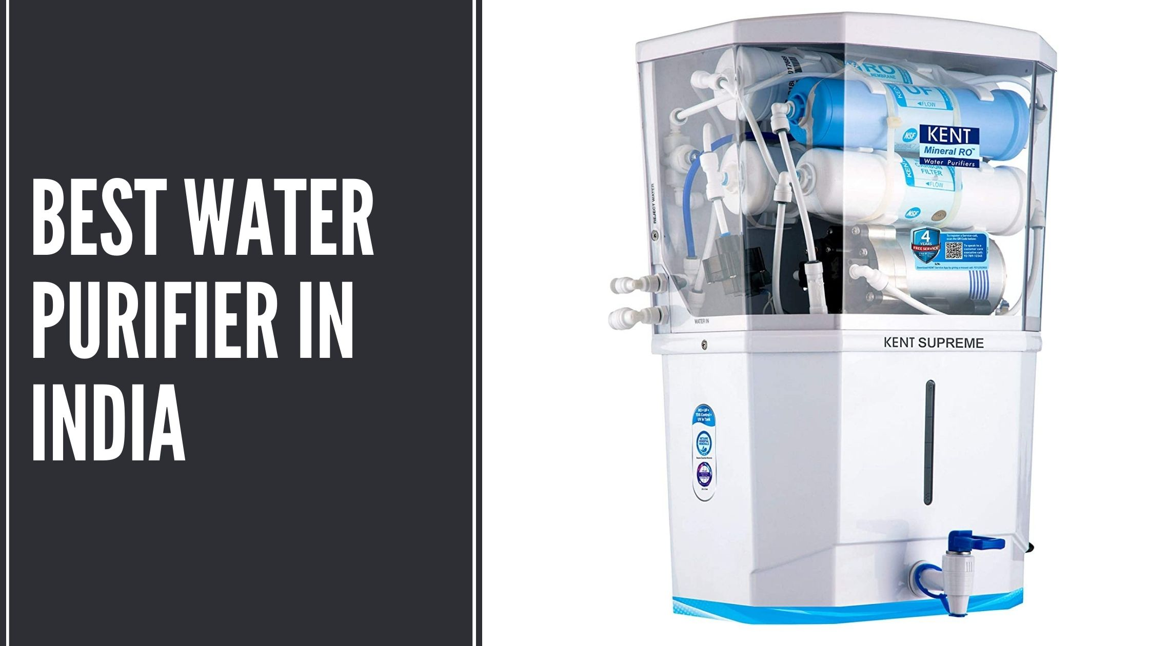 Best Water Purifier in India