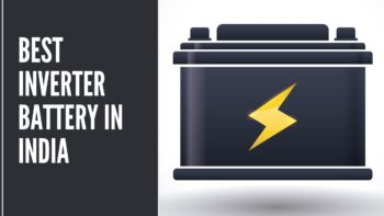 Best Inverter Battery in India