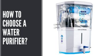 How to Choose a Water Purifier_