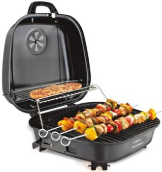 Athena Creations Charcoal Barbecue Grill